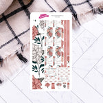 Yoga Girl | Hobonichi Cousin Monthly Sticker Kit
