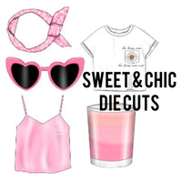 Sweet & Chic Die Cuts
