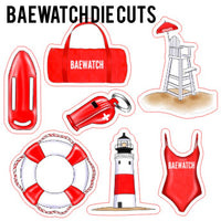 Baewatch Die Cuts