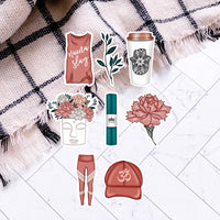 Yoga Die Cuts