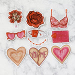 Love Die Cuts
