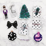 Chic Christmas Die Cuts