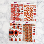 Basic Fall | Hobonichi Cousin Daily Sticker Kit
