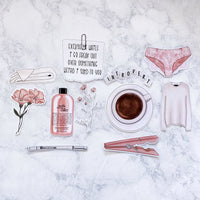 Introverted Girl Essentials Die Cuts