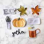 Thanksgiving Die Cuts