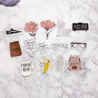Mom Life Die Cuts