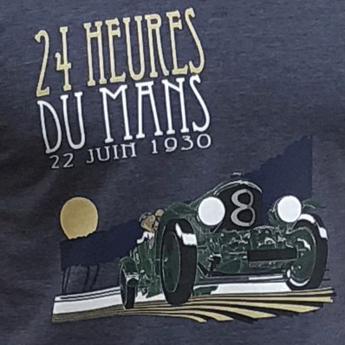 Bentley Le Mans T-Shirt