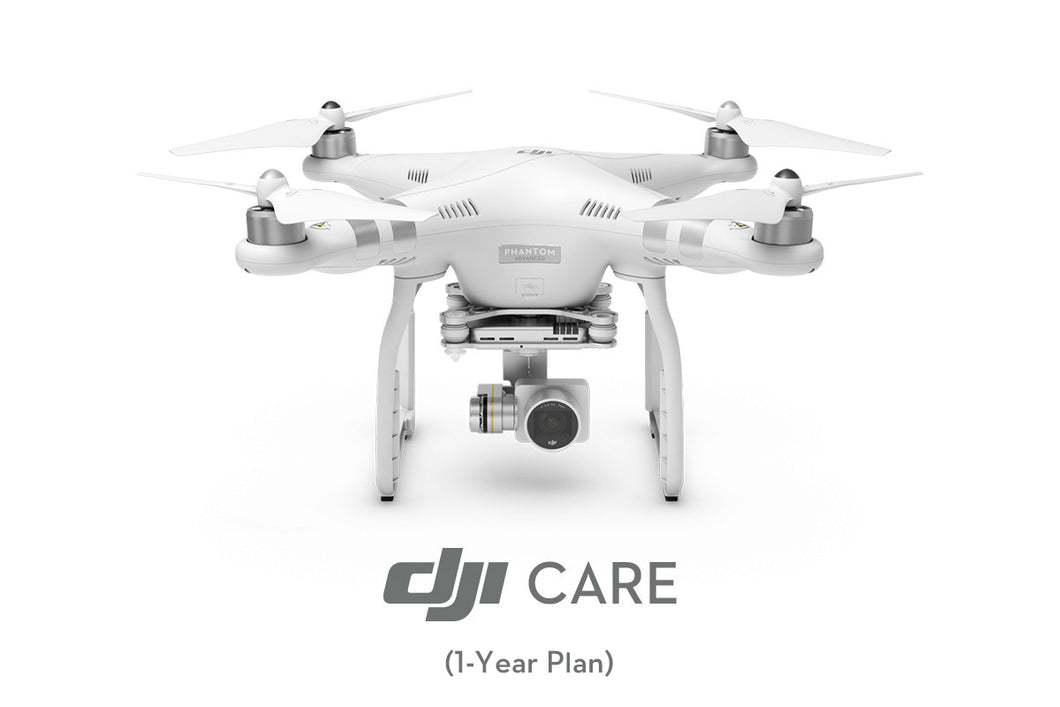 DJI Care (Phantom 3 Advanced) - Drone JCO