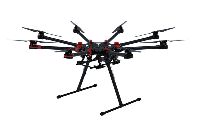 DJI Spread Wings S1000 + - JCO drone