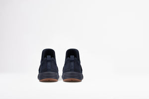 Raven Nubuck S-E15 Midnight Gum - Women