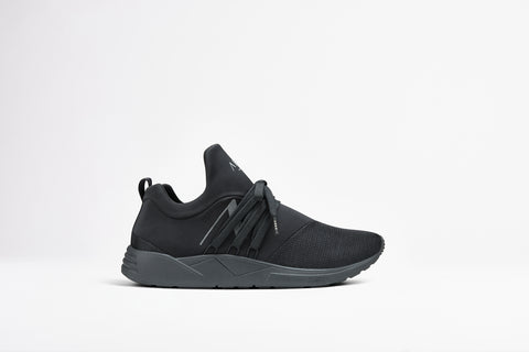 Raven Mesh S-E15 Black Reflective - Men