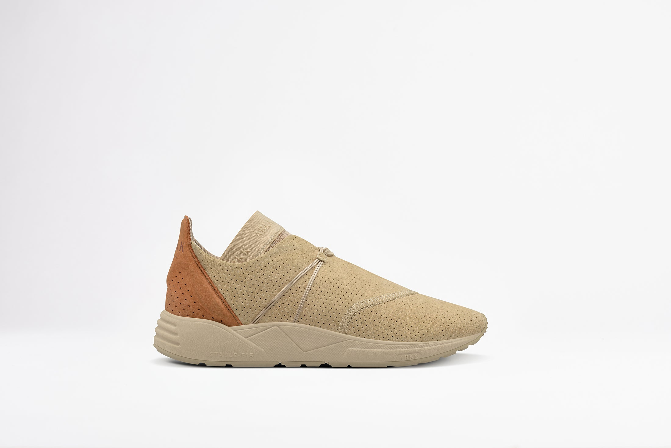 Eaglezero Suede S-E15 Warm Sand - Women