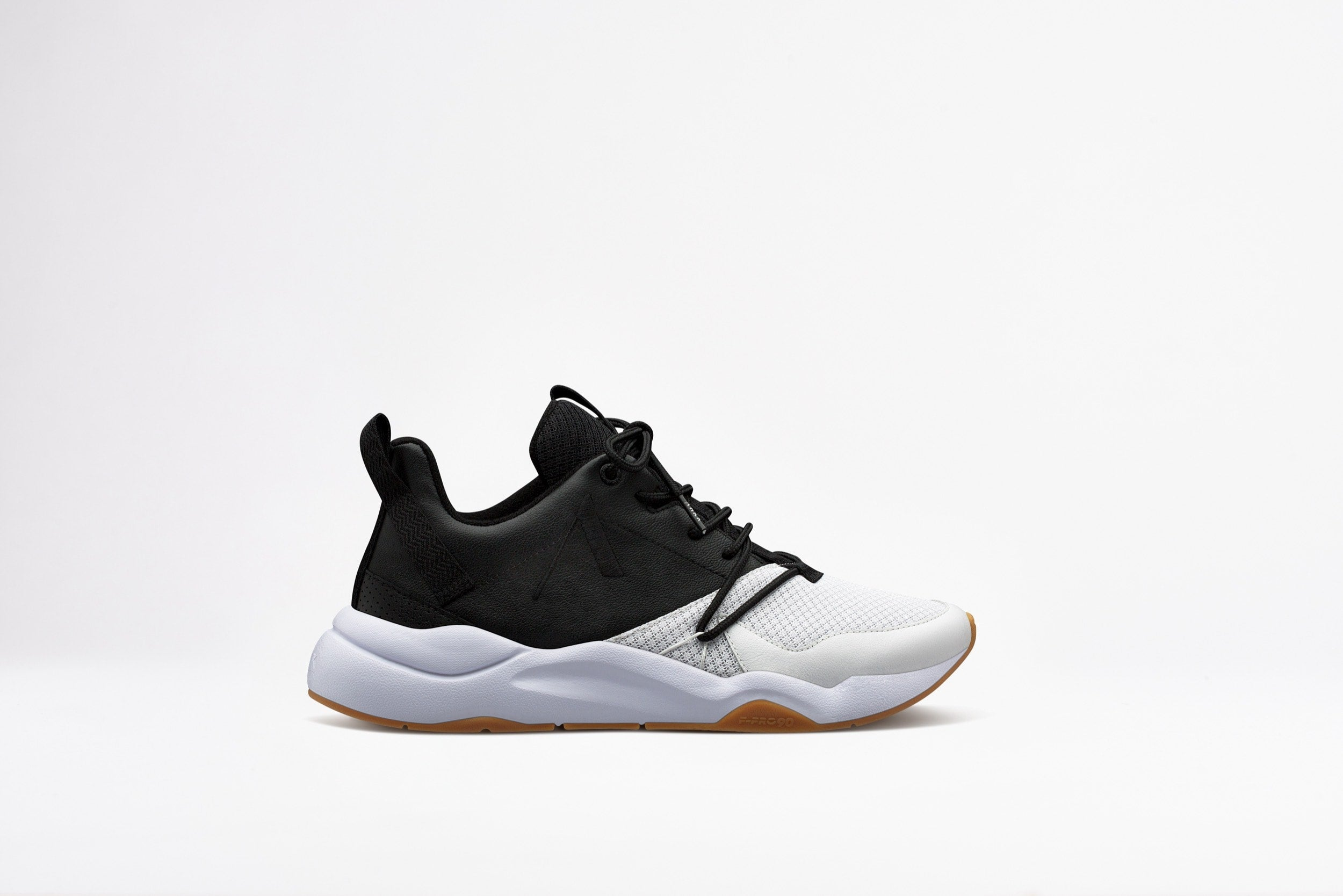ARKK Copenhagen - Main Line Asymtrix Mesh F-PRO90 Black White Gum - Men Asymtrix Black