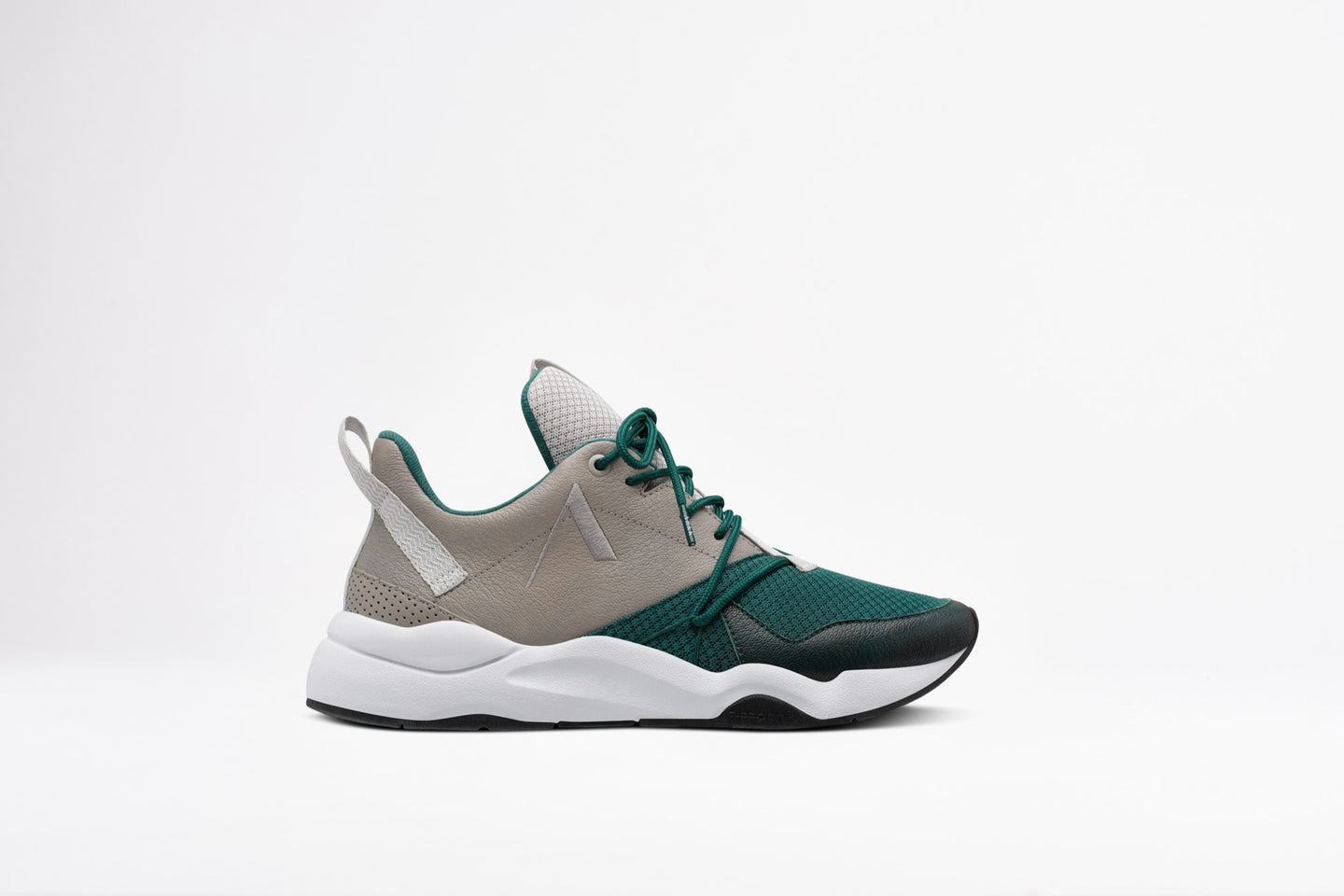 ARKK Copenhagen - Main Line Asymtrix Mesh F-PRO90 Moon Grey Garden Green-Women Asymtrix Moon Grey