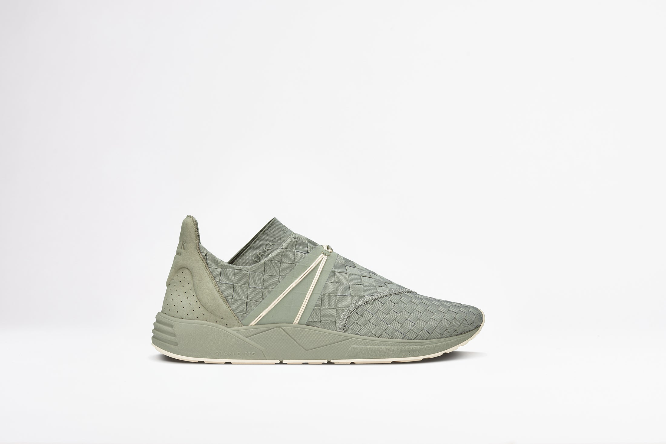 ARKK Copenhagen - Superior Line Eaglezero Braided S-E15 Green Fog Creme - Women Eaglezero