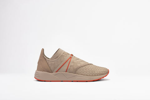 ARKK Copenhagen - Superior Line Eaglezero Braided S-E15 Sand Bright Red - Women Eaglezero
