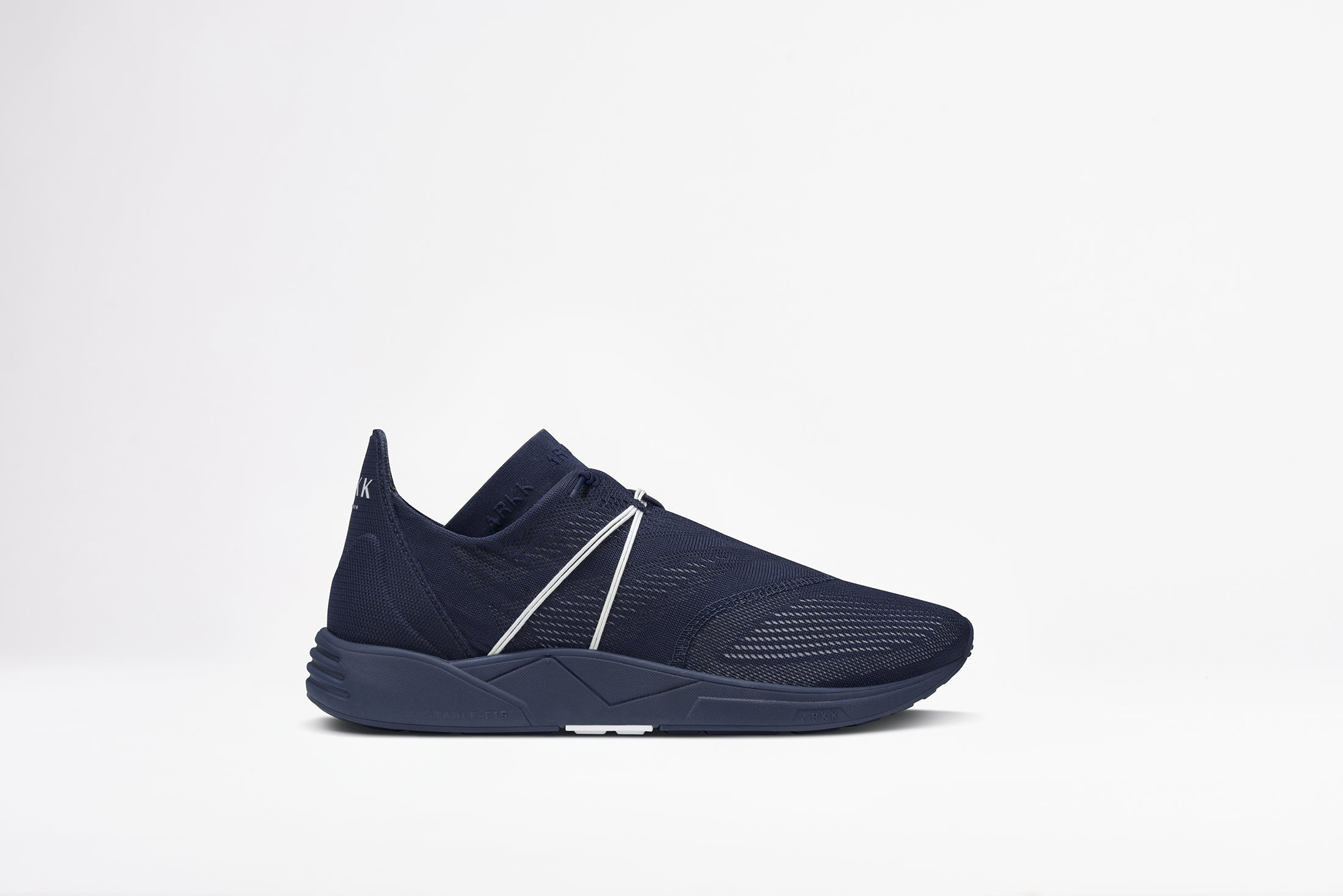 ARKK Copenhagen - Essential Line Eaglezero CM S-E15 Navy White - Women Eaglezero
