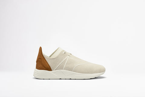 ARKK Copenhagen - Main Line Eaglezero Suede S-E15 Off White Brown - Men Eaglezero