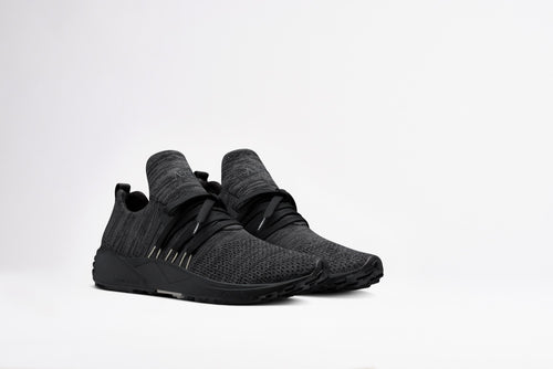 ARKK Copenhagen - Main Line Raven FG S-E15 Vibram® Disrupted Black Moon Grey-Men Raven Black