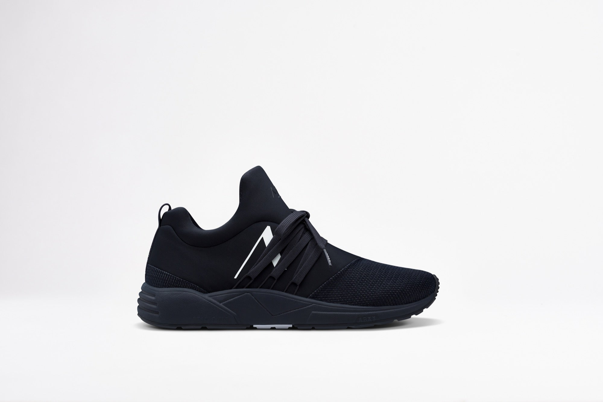 ARKK Copenhagen - Essential Line Raven Mesh S-E15 Midnight-Men Raven Midnight