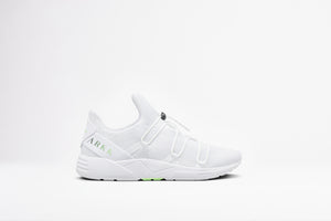 ARKK Copenhagen - Superior Line Scorpitex Mesh S-E15 White Luminious Green-MEN Scorpitex White