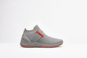 ARKK Copenhagen - Superior Line Spyqon FG 2.0 H-X1 Dove Grey Bright Red - Men Spyqon
