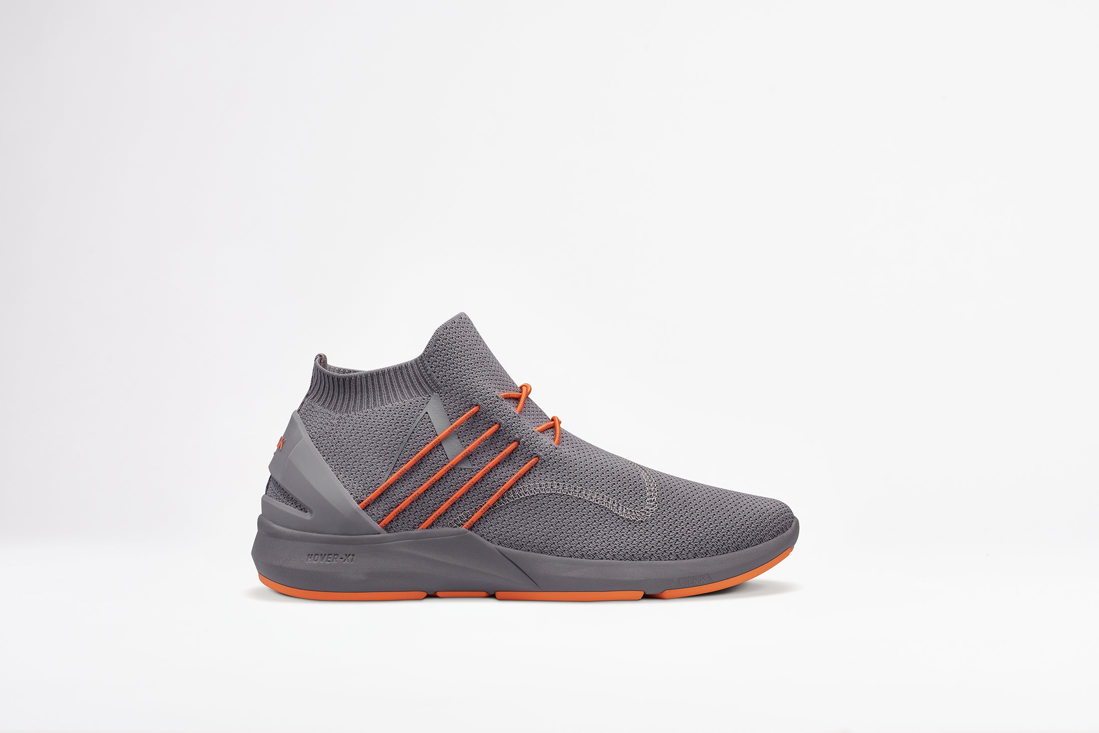 ARKK Copenhagen - Main Line Spyqon  FG H-X1 Shark Grey Orange - Men Spyqon