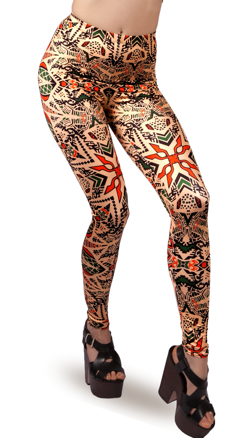 Bahamut Leggings