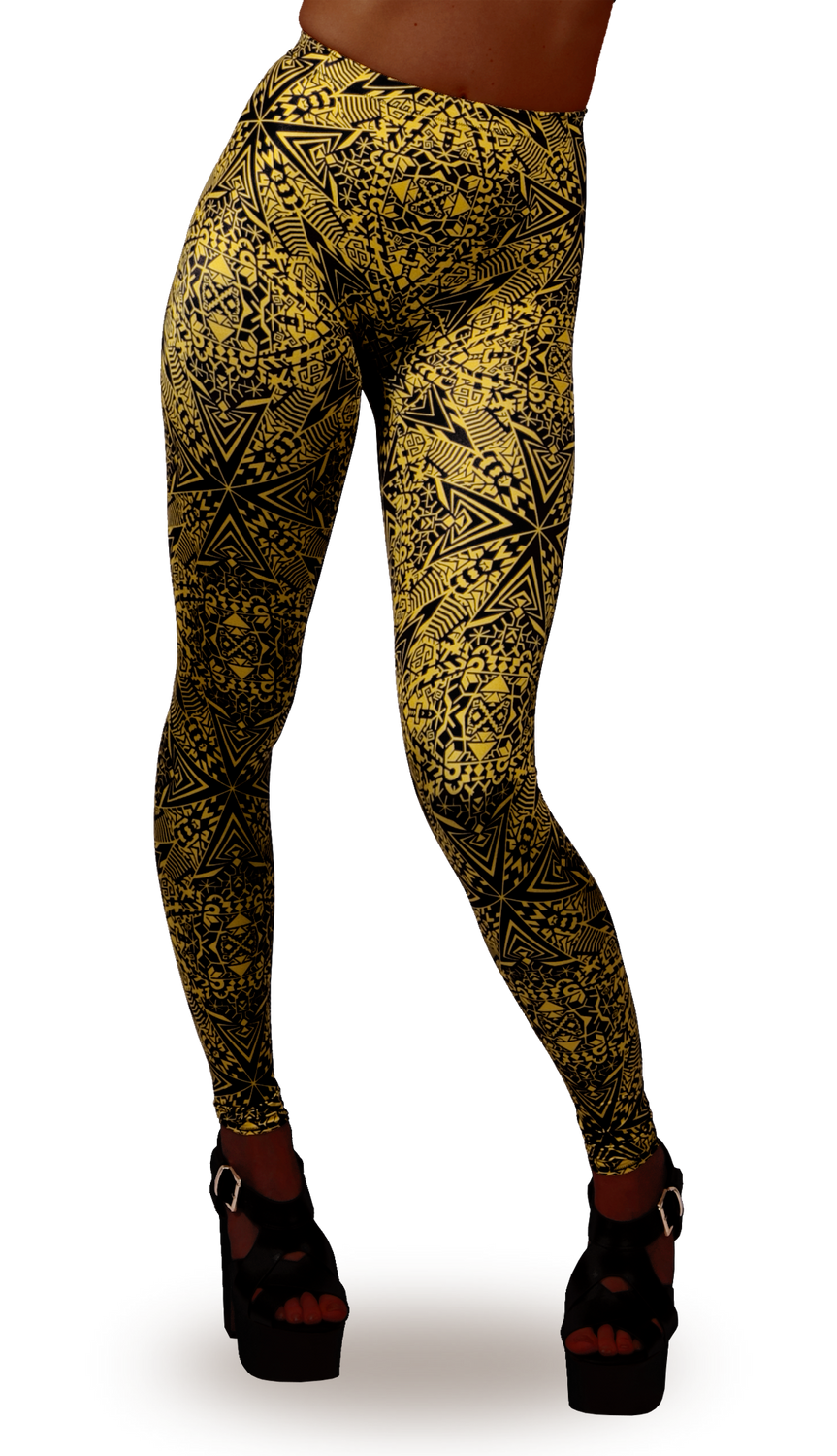 Chicko Time Leggings