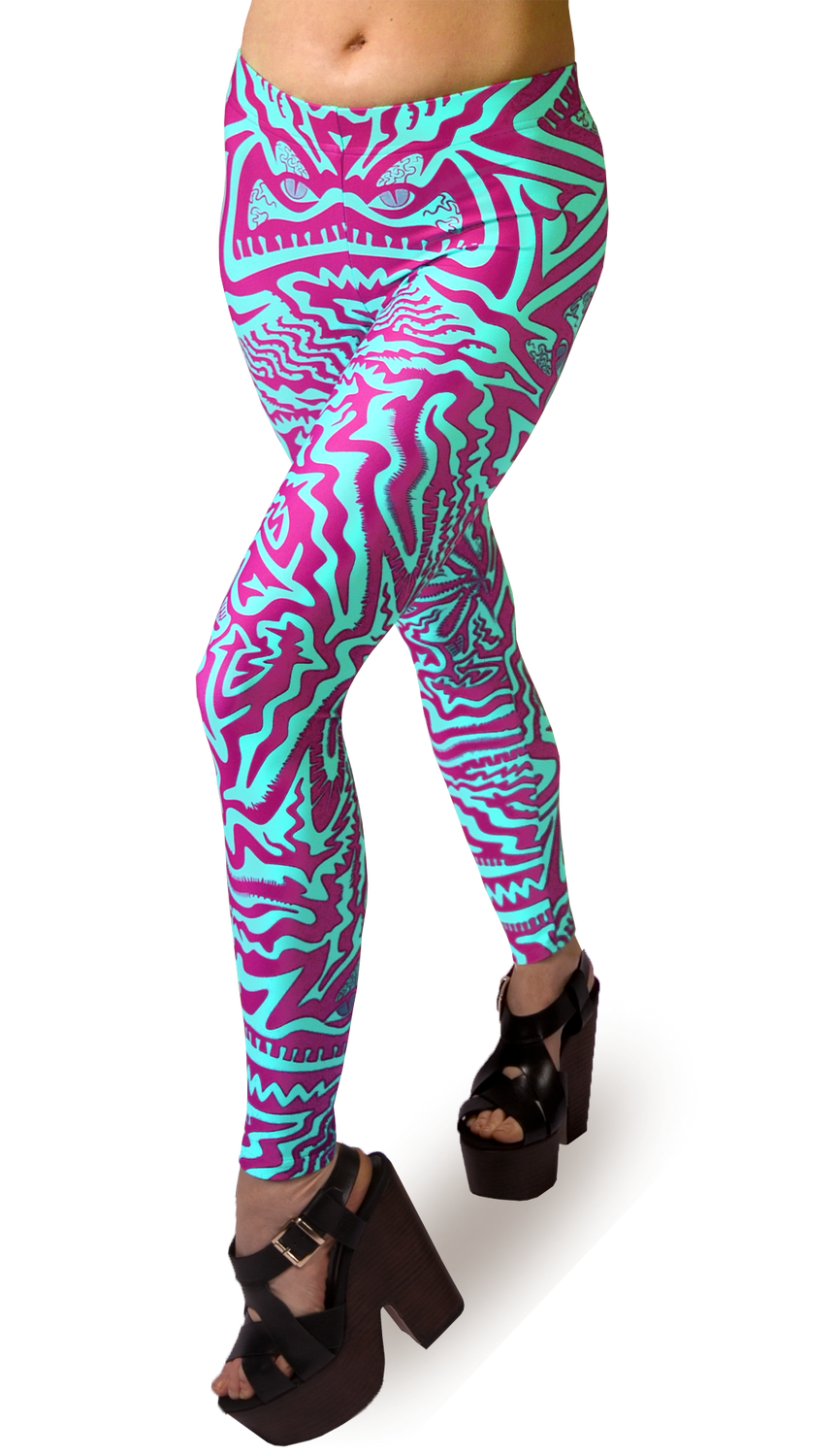 Yog Sothoth Leggings