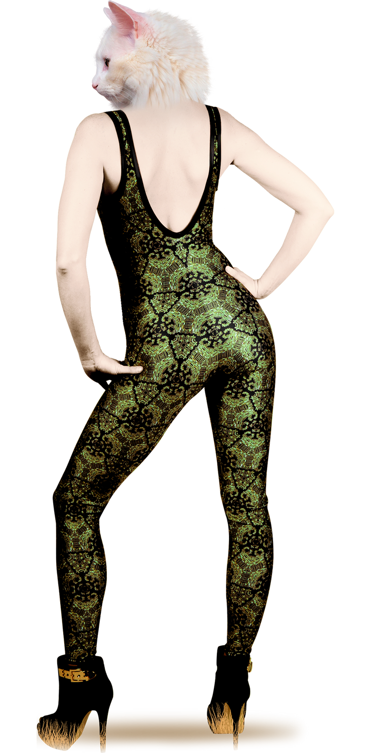 Ancient Technology Catsuit