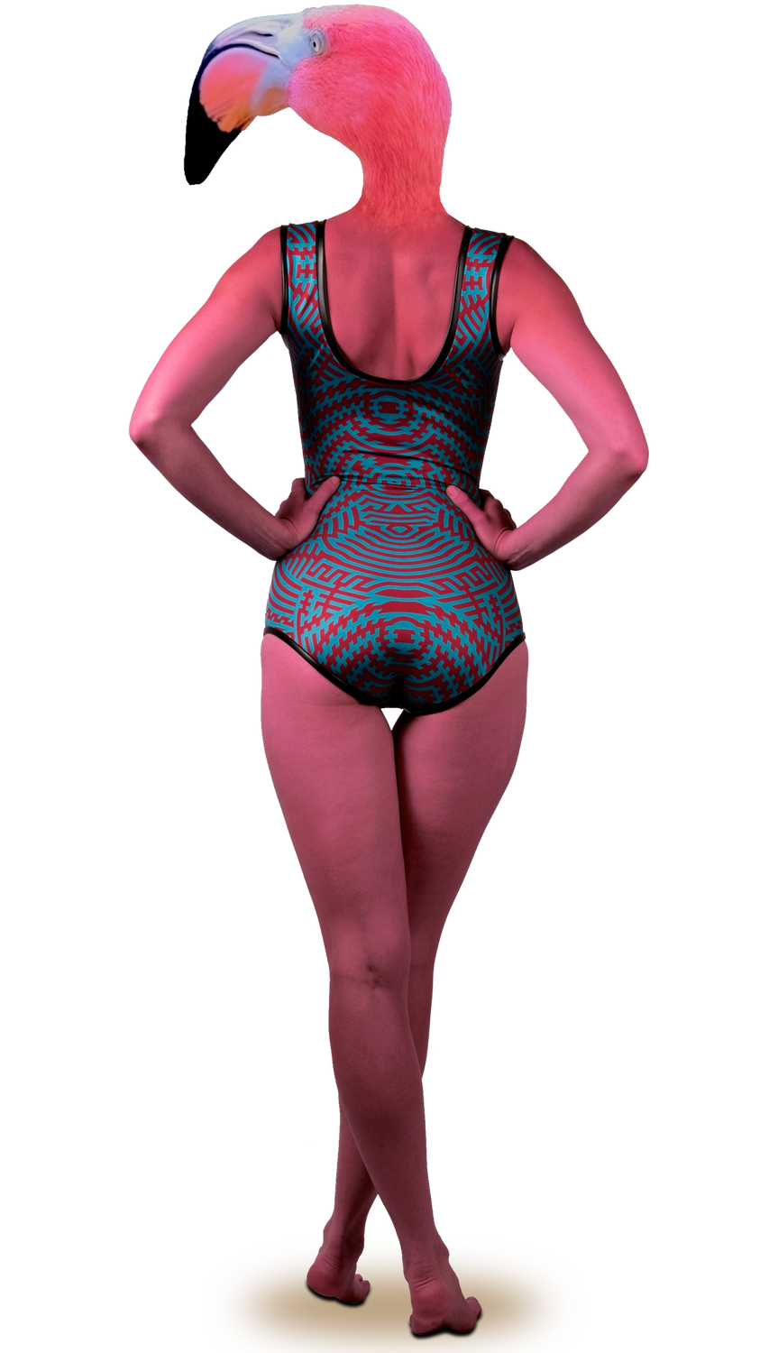 Cymatic Leotard