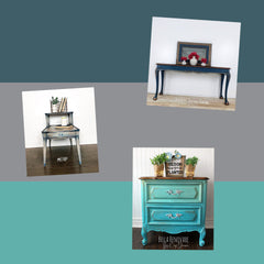 Junkin Jones Gang - Spring Street Style - Bella Renovare Furniture Artist Inspiration