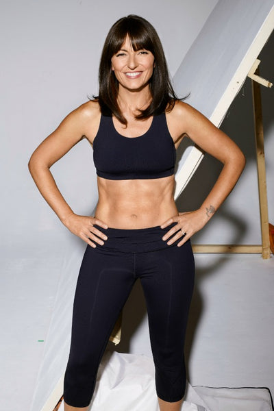 Gibson Girl fitness Davina Mccall Inspirational women