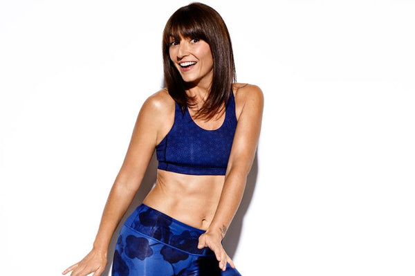 Gibson Girl fitness in London.Davina Mccall  Inspirational women