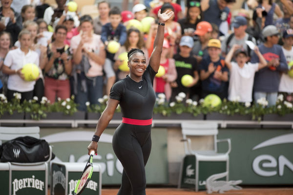 Inspirational women, Serena Williams tennis player