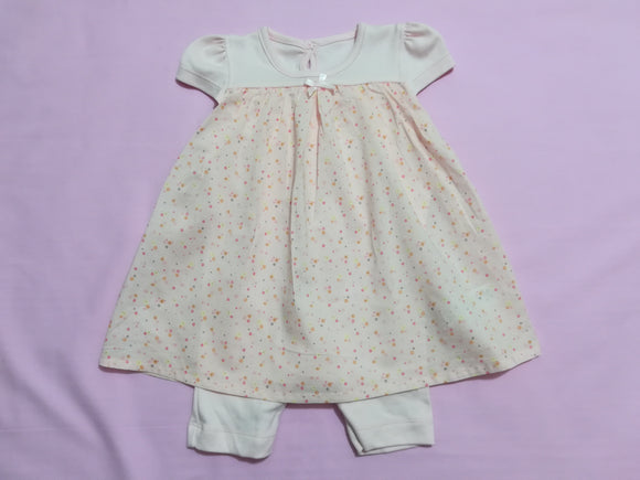 George - Romper/Dress - 6-9 Months - Preloved & Perfect