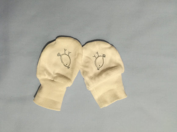 Marks & Spencer - Scratch Mitts - 0-3 Months - Preloved & Perfect