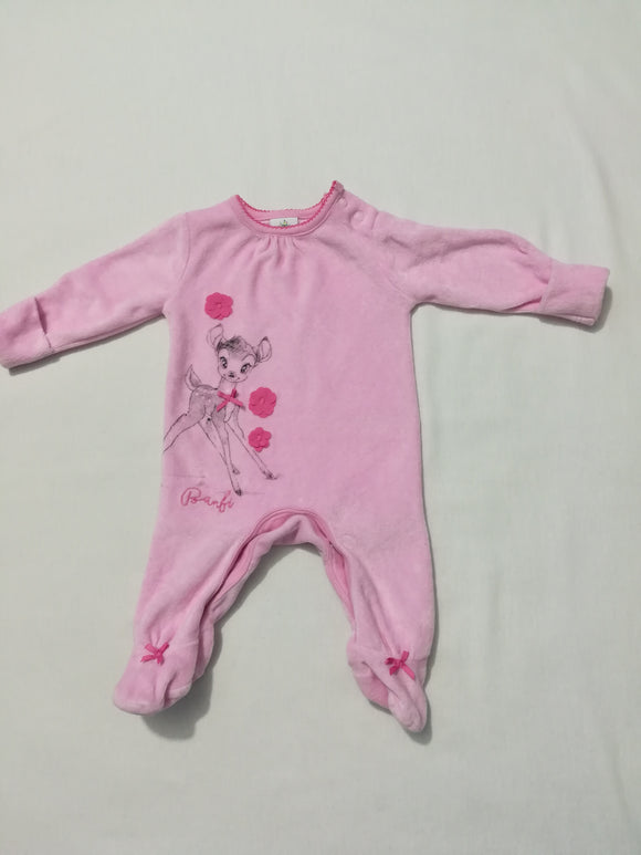 Disney - Sleepsuit - Newborn