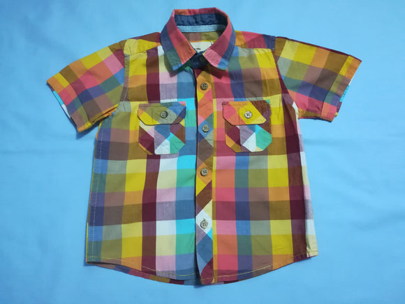 Rocha Little Rocha - Shirt - 2-3 Years