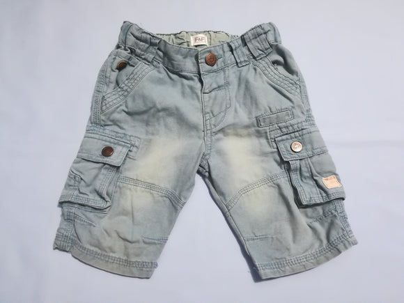 F&F - Shorts - 2-3 Years