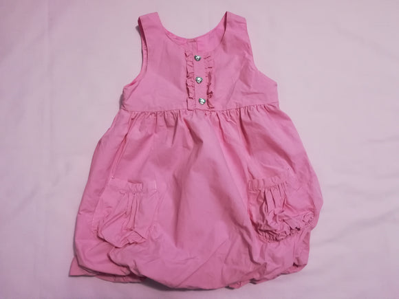 Dunnes - Dress - 12-18 Months