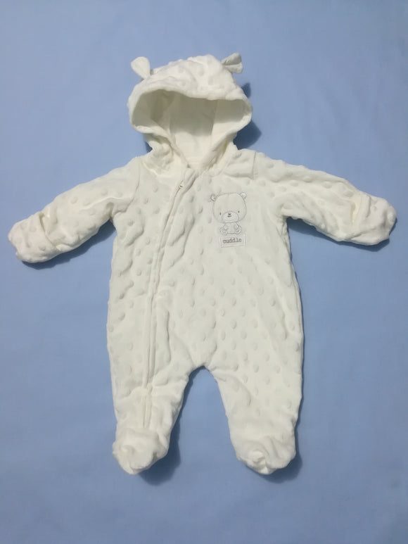 George - Pramsuit - Tiny Baby