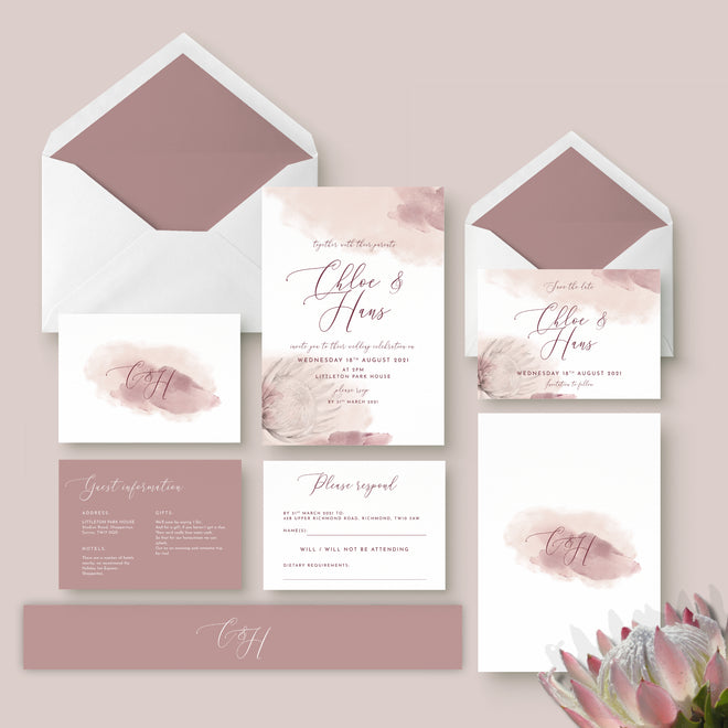 Wedding Invitation Bundles