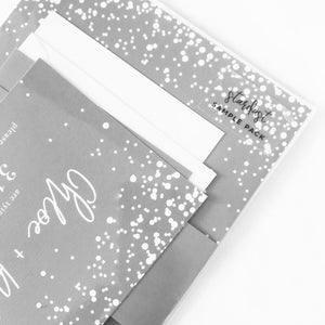 Order a Sample Wedding Stationery