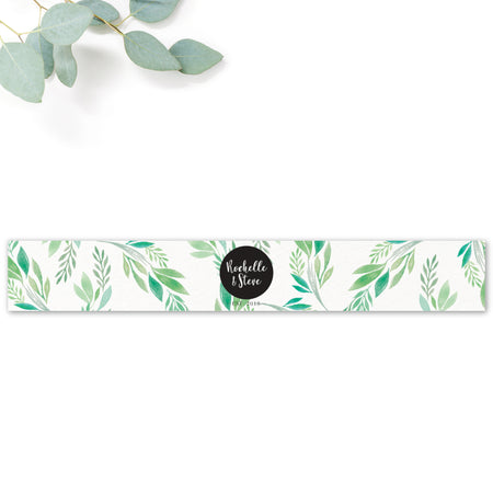 Summer-Greenery-Wedding Stationery Suite