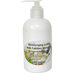 Moisturizing Lotion With Tahitian Monoi Oil