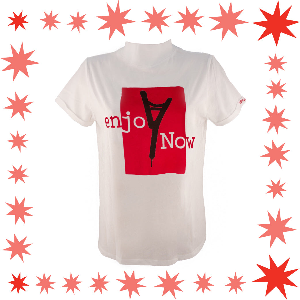 ENJOY NOW t-shirt