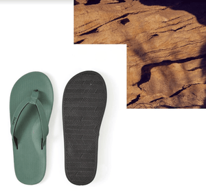 INTRODUCING... INDOSOLE! The next step in eco friendly footwear.
