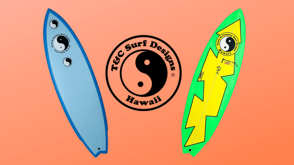 T&C SURFBOARDS